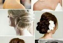 fryzury - upięcia, ślub