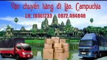 Dịch vụ chuyển máy móc, tủ điện đi Lào, Campuchia