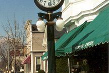 Street clocks