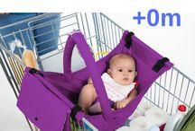 Baby product - Jammack / Este produto é a solução ideal para ir às compras com o seu bebé.  This product is the ideal solution to go shopping with your baby.