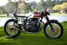Caferacers / Exclusieve motorcycles