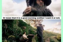 lord of the rings/hobbit