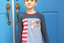 Sewing knits for kids