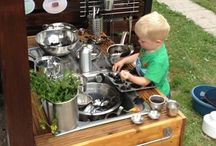 Kid's Garden Kitchen