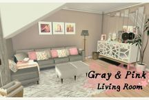 Sims 4 houses and rooms