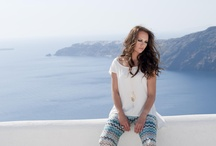 BE CHIC....WEAR GREEK / Greek designers ,hand made sandals & jewellery....set against the beautiful island of Santorini...Enjoy the experience!!!!!