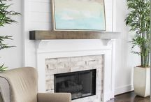 Fireplaces / A collection of gorgeous fireplaces.