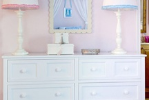 Bedroom ideas for the little ones / by Stefanie Rae