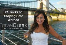 Travel Tips & Travel Hacks | TravelBreak Travel Blog / Smart travel tricks by the popular travel blog and community: #TravelBreak  Go to TravelBreak.net for full articles.