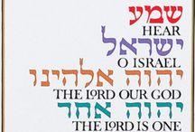 Hebrew Verses