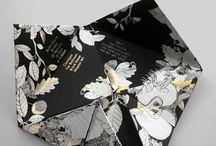 wedding invitations origami
