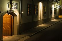 Oliva Hotel / We are a  Mediterranean style hotel in the heart of Veszprém, only 1.5 hr drive from Budapest.
