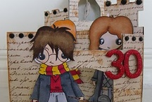 HARRY POTTER / by Sauni-Rae Dain