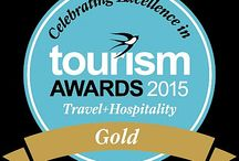 Gold Tourism Award for Poema Weddings