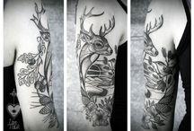 Tattoo envy / Wonderful tattooes