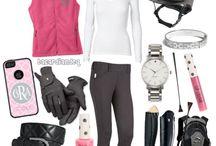 Horse riding outfits / Horse riding outfits tips