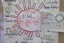 Dual Language Anchor Charts / Spanish Anchor Charts