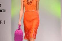 She Loves Color - Orange