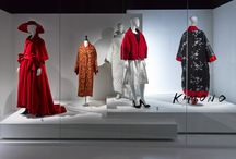 Game Changers - Reinventing the 20th Century Silhouette / The exhibition 'Game Changers - Reinventing the 20th Century Silhouette' looks at the groundbreaking work of fashion designer Balenciaga whose innovations in the middle of 20th century created a radically new silhouette! Photos - MoMu Antwerp / Stany Dederen