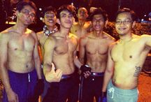 Street Workout / calisthenics workout indonesia