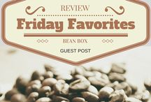 FRIDAY FAVORITES / Reviews of all my favorite products right here in one place! Friday Favorites