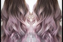 Hair Color Inspired by PINK