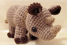 Knitted creatures
