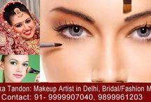 professional makeup artist and hair stylist in delhi / Professional makeup artist and hair stylist in Delhi, for Bridal makeup, all advertisement makeup, HD quality makeup, photo shoot makeup contact +91- 9999907040, 9899961203