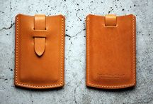 Leatherwork / Things made from leather, etc.