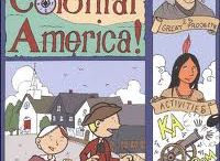 Homeschool - Colonial America