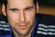 Petr cech / Chelsea goalkeeper