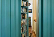 Bookcases / by hellolover