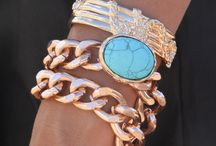Turquoise & Rose Gold