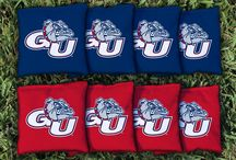 Team Logo Cornhole Bags / Need new bags for Cornhole?  Why not get bags with your favorite teams logos?