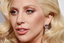 Makeup look at Oscars 2016