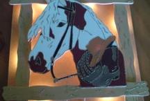 Pferdelampe