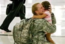 Support our troops / by Angelica Larios Alvarado