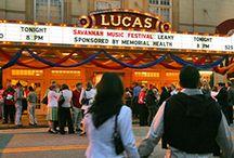 Savannah Music Festivals
