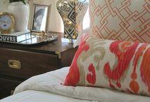 Спальни и текстиль
