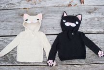 Knitting projects / Crafts