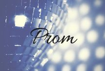 P R O M / Get inspiration for any school dance! #HOMECOMING #SADIES #PROM