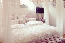 Girls beds/rooms