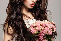 wedding - hair down long