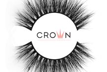 Crown Lashes Styles / A set of full, ultra wispy lightweight & comfortable false lashes made from 100 % premium natural mink hair or luxurious silk. All of our lashes are cruelty free and handcrafted to perfection. The matte finish create the beautiful luxurious natural appearance.  From our Classic to 6D line, we have a style to suit everybody. Each of these lashes will complete your makeup look adding that extra glamour touch you are looking for.