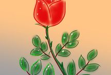 Art Studio / Drawing by iphone, ipad