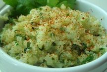 Quiona/Cauliflower