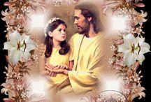 Hermosas y Religiosas Imágenes Animadas