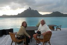 Our Happy Clients! / Of all the beautiful photos of French Polynesia, our favorites are the ones with smiling faces of our clients.