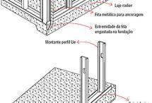 construção em aço