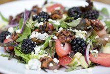 Greenleaf Salads / Healthy, Fresh, Delicious Green Salads!